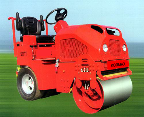 Vibration Roller  |  Combi - vibratory Roller