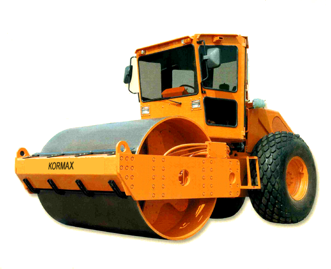Vibration Roller  |  Single Drum Vibratory Roller
